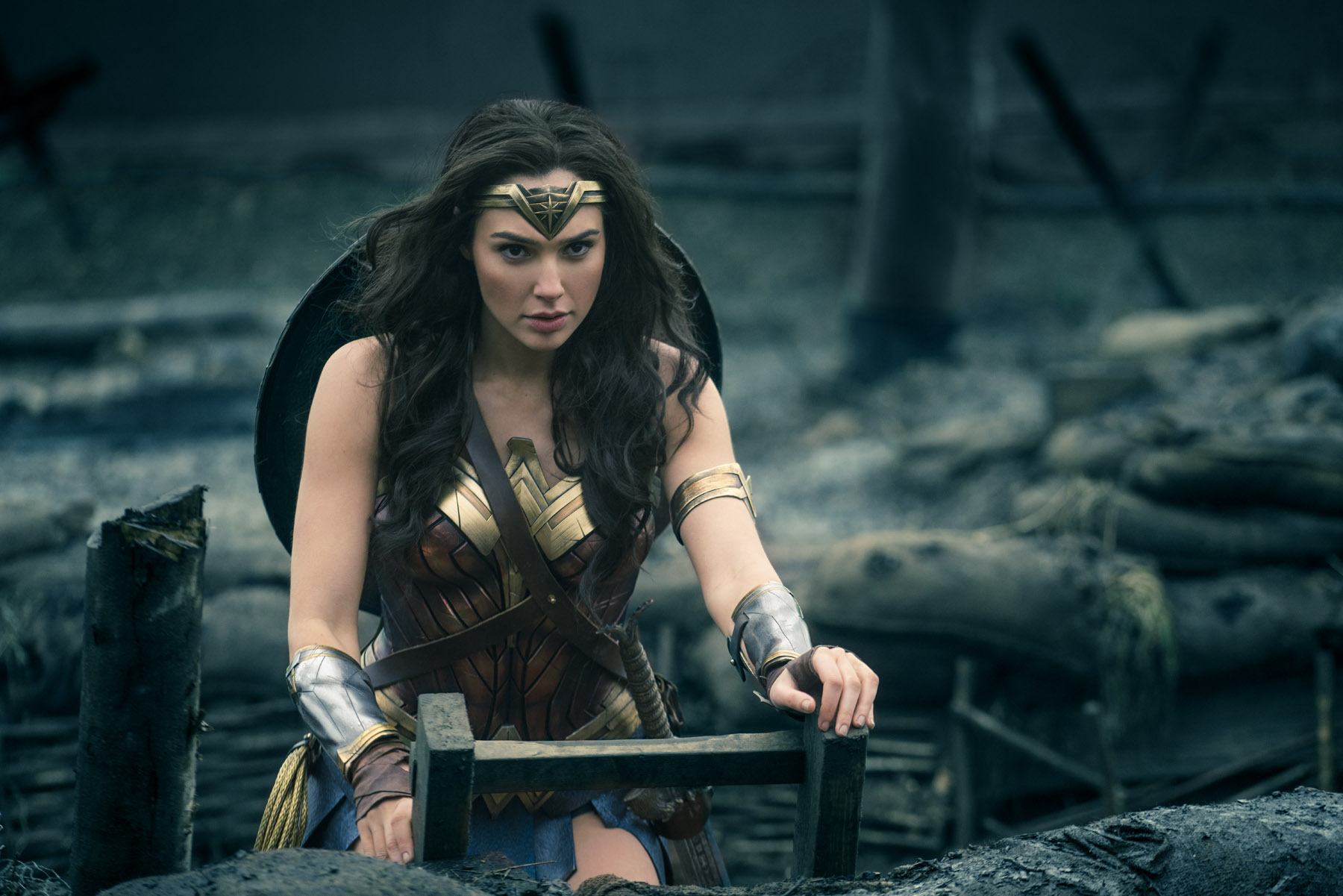 Metic: Reviewing The Guardian's Wonder Woman Review